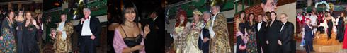 Veglionissimo di Carnevale Lions Versilia Host. 1 febbraio 2008