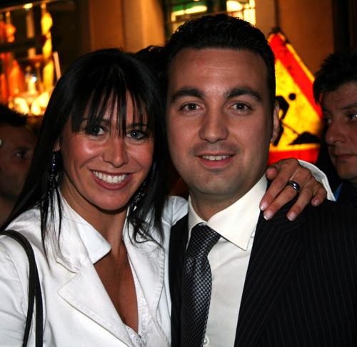 Con il candidato Sindaco