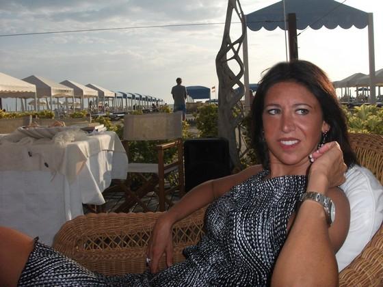 In canoa al conte grande lido di camaiore 21 agosto 2010 - Bagno genova viareggio ...
