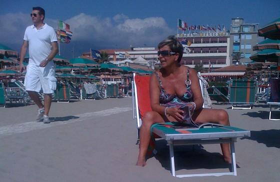Al conte grande lido di camaiore 25 agosto 2010 - Bagno genova viareggio ...