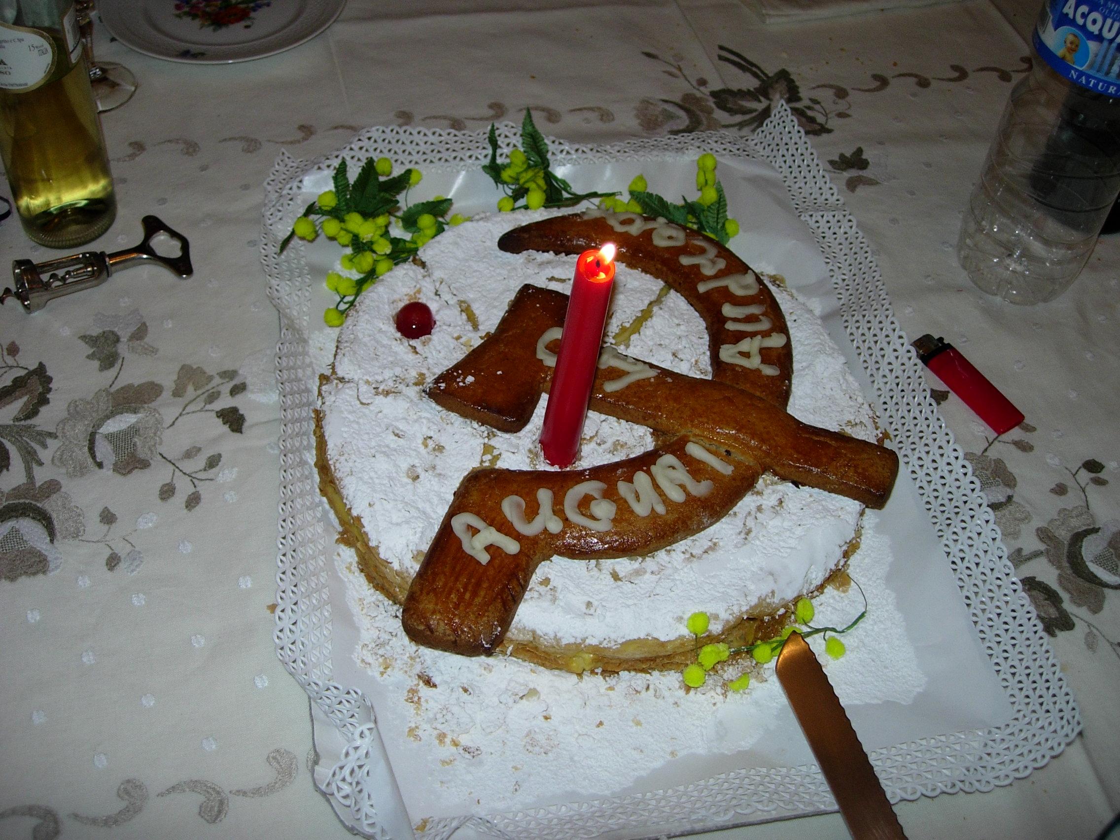 Compleanno del Consigliere Andrea Betti