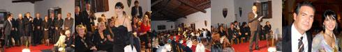 """Sfilata benefica dei Lions Club della Provincia di Pistoia contro le """"Morti del sabato sera"""". Fattoria Medicea 16 marzo 2008"""