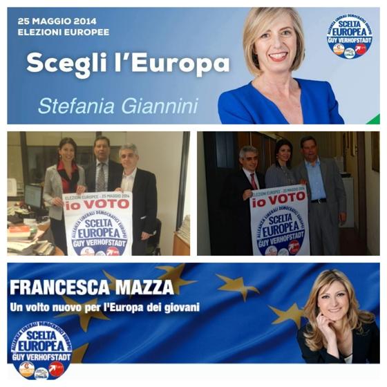 Scelta europea collage
